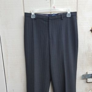 Gap Stretch Pinstriped Trousers Size 8